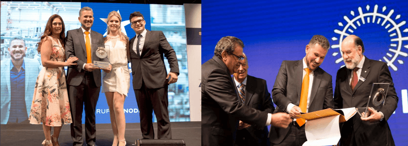 Sandro Rodrigues Personalidade de Vendas de 2016 pela ADVB