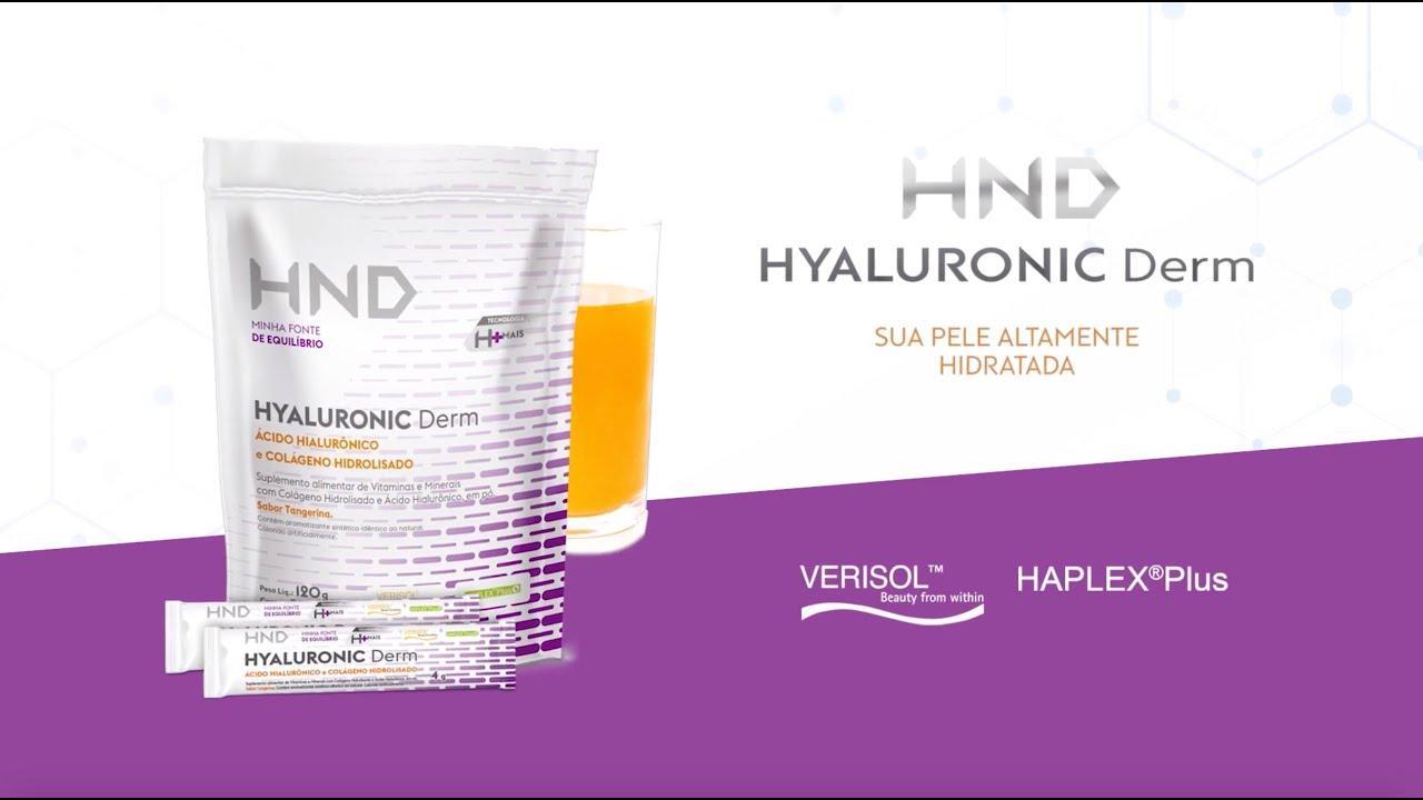 Hyaluronic Derm Hinode
